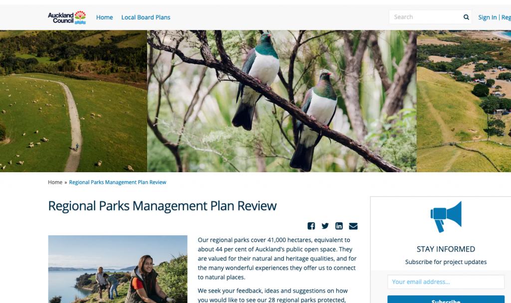 Park Review